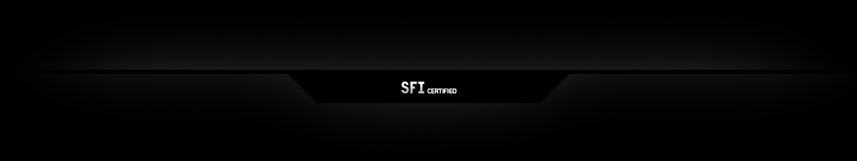 SFI Certified Header