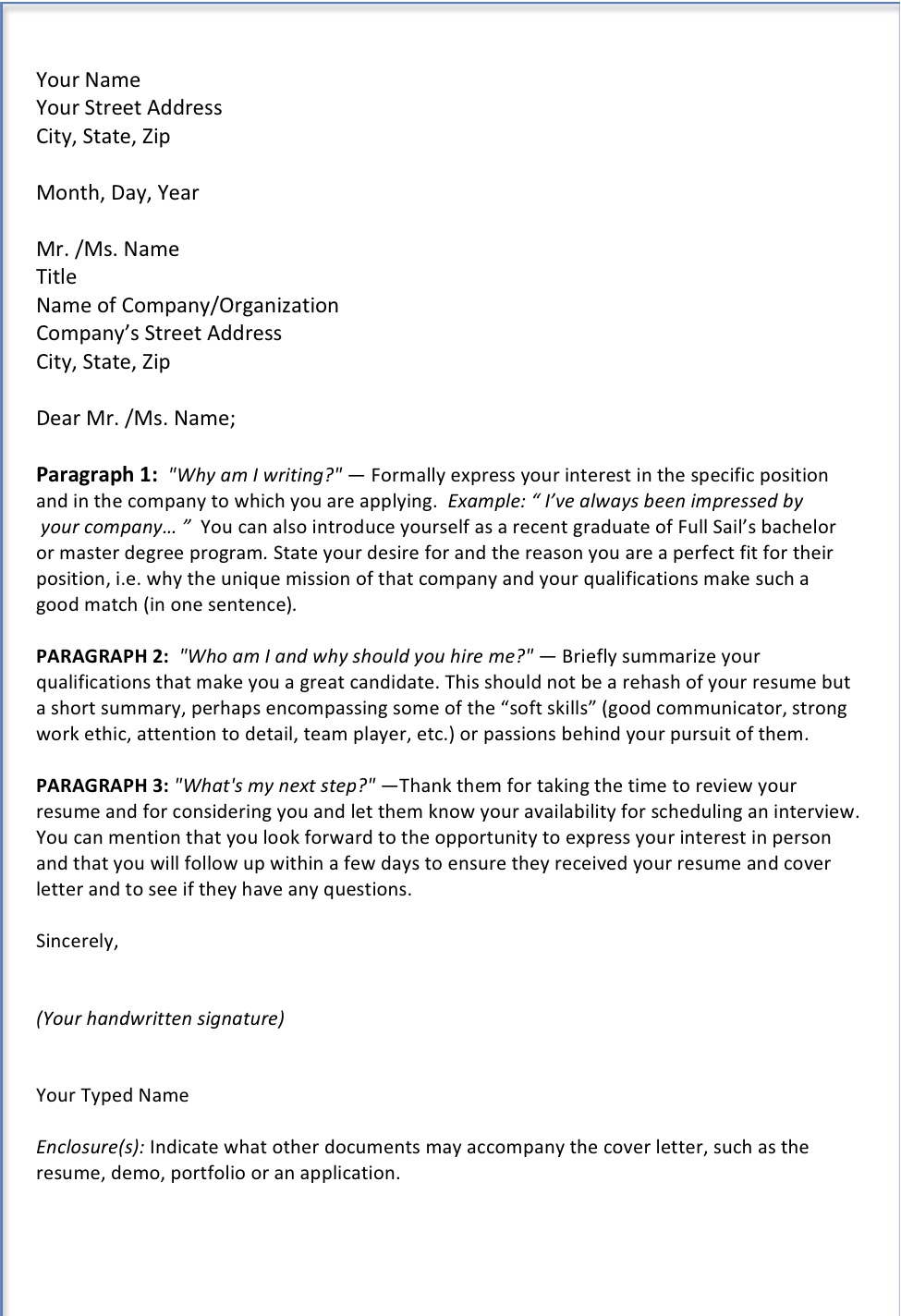 Best Resume And Cover Letter Writers Braumracing Com